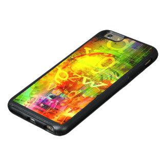 Caso más del iPhone 6 de OtterBox de la pintada de Funda Otterbox Para iPhone 6/6s Plus