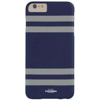 Caso más del iPhone 6 de Stripey Funda Para iPhone 6 Plus Barely There