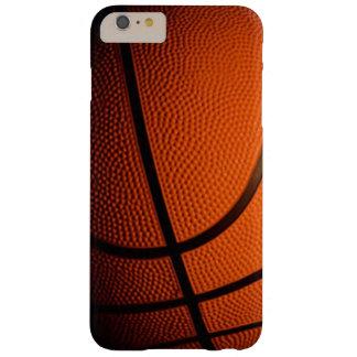 Caso más del iPhone 6 del baloncesto Funda Barely There iPhone 6 Plus
