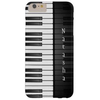 Caso más del iPhone 6 del diseño del teclado de Funda Para iPhone 6 Plus Barely There