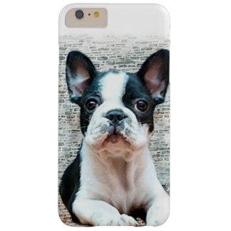 Caso más del iPhone 6 del dogo francés Funda Para iPhone 6 Plus Barely There