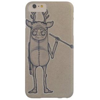 Caso más del iPhone 6 del individuo de los ciervos Funda De iPhone 6 Plus Barely There