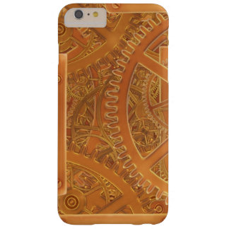Caso más del iPhone 6 del mecanismo de Steampunk Funda Para iPhone 6 Plus Barely There