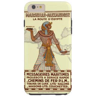 Caso más del iPhone 6 del viaje de Egipto del Funda De iPhone 6 Plus Tough