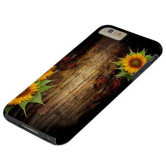 Caso más del iPhone 6 duros de la mariposa y de Funda Para iPhone 6 Plus Tough