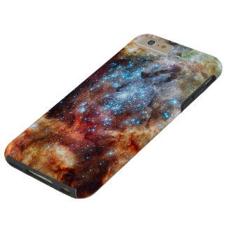 Caso más del iPhone 6 duros de la nebulosa del Funda Resistente iPhone 6 Plus