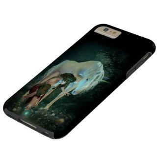 Caso más del iPhone 6 duros mágicos de la hada y Funda Para iPhone 6 Plus Tough