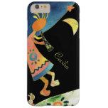Caso más del iPhone 6 elegantes artsy de Kokopelli Funda De iPhone 6 Plus Barely There