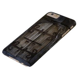 Caso más del iPhone 6 fantasmagóricos góticos de Funda Barely There iPhone 6 Plus