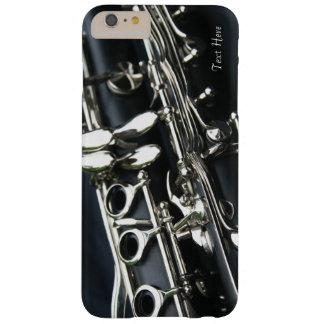 Caso más del iPhone 6 hermosos del Clarinet Funda Para iPhone 6 Plus Barely There