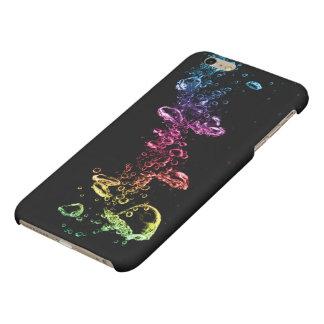 Caso más del iPhone 6 mates coloridos de las