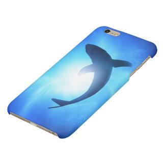 Caso más del iPhone 6 mates del tiburón