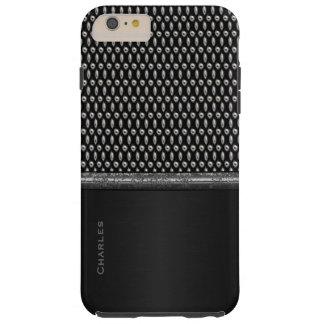 Caso más del iPhone 6 metálicos elegantes de la Funda De iPhone 6 Plus Tough