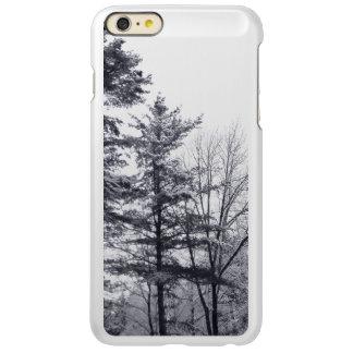Caso más del iPhone 6 nevados de los árboles