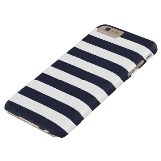 caso más del iPhone 6 - raya intrépida de los Funda Para iPhone 6 Plus Barely There