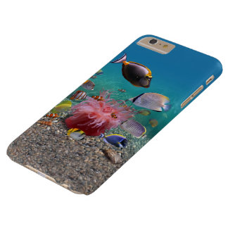 Caso más del iPhone 6 tropicales de Barely There Funda Para iPhone 6 Plus Barely There