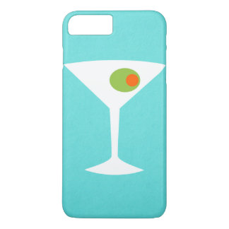 Caso más del iPhone 7 clásicos de Martini de la Funda iPhone 7 Plus