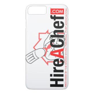 caso más del iPhone 7 de HireAChef.com Funda iPhone 7 Plus