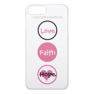 Caso más del iPhone 7 del superviviente del cáncer Funda iPhone 7 Plus