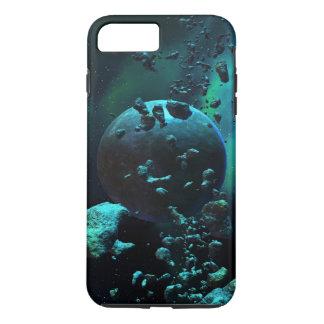 Caso más del iPhone 7 duros asteroides de la Funda iPhone 7 Plus