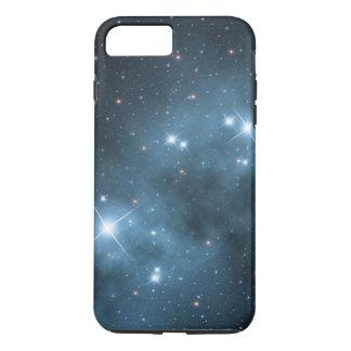 Caso más del iPhone 7 duros del polvo de estrella Funda iPhone 7 Plus