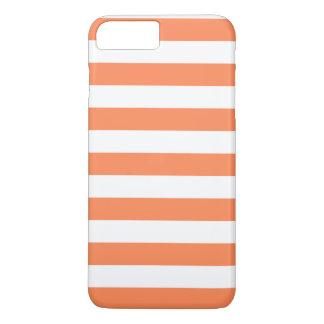 caso más del iPhone 7 - rayas intrépidas Funda iPhone 7 Plus