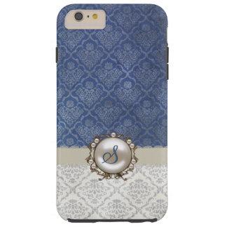 Caso más elegante del iPhone 6 del damasco del Funda Resistente iPhone 6 Plus