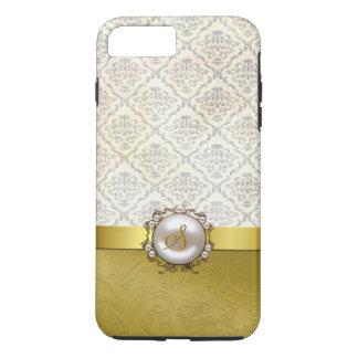 Caso más elegante del iPhone 7 del oro y del Funda iPhone 7 Plus