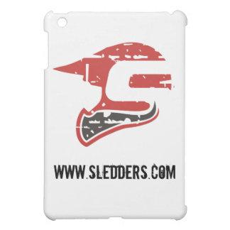 """caso mate del iPad del """"icono"""" de Sledders.com min"""