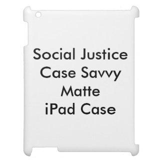 Caso mate listo del iPad del caso de la justicia