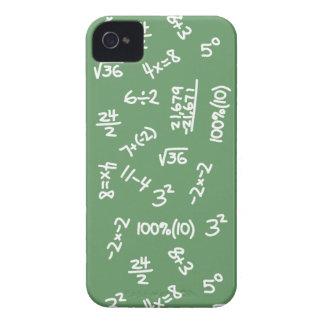 Caso matemático del iphone 4 de las ecuaciones de  iPhone 4 protectores