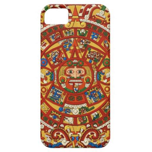 Caso maya antiguo de la astronomía iPhone 5 protector