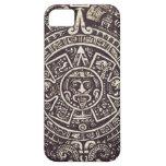 Caso maya del arte iPhone5 del calendario iPhone 5 Cárcasa