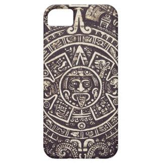 Caso maya del arte iPhone5 del calendario iPhone 5 Carcasa