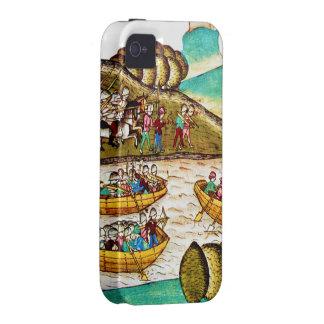 Caso medieval de las crónicas iPhone4 iPhone 4 Carcasas