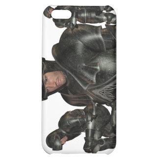 Caso medieval del iPhone 4 del guerrero