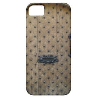 Caso medieval del iPhone de la puerta Funda Para iPhone SE/5/5s