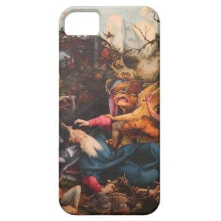 Caso medieval del iPhone de los monstruos iPhone 5 Cárcasa