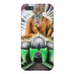 Caso Meditating de Buda IPhone iPhone 5 Carcasas