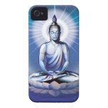 Caso Meditating del iPhone 4 de Buda Case-Mate iPhone 4 Funda