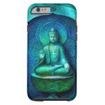 Caso Meditating del iPhone 6 de Buda del zen Funda De iPhone 6 Tough