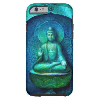 Caso Meditating del iPhone 6 de Buda del zen Funda Resistente iPhone 6