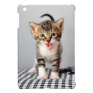 Caso Meowing del iPad del gatito mini iPad Mini Carcasa
