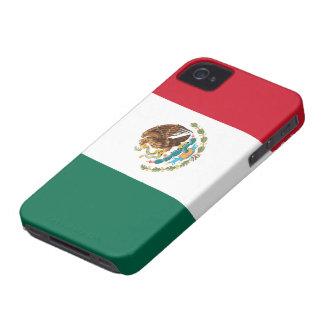 Caso mexicano del iPhone 4 Case-Mate iPhone 4 Protectores
