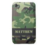 Caso militar adaptable del iPhone 3G/3G de Camo iPhone 3 Cobreturas