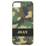 Caso militar adaptable del iPhone 5 de Camo iPhone 5 Case-Mate Funda
