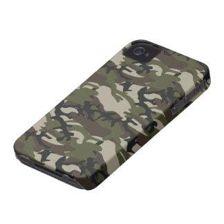 Caso militar de Camo iPhone4/4S del arbolado iPhone 4 Protector