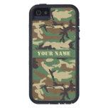 Caso militar de Xtreme del iPhone 5 de Camo del ar iPhone 5 Case-Mate Cobertura