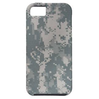 Caso militar del iPhone 5 de Digitaces Camo iPhone 5 Case-Mate Cobertura