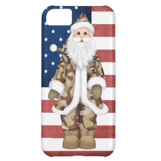 Caso militar del iPhone 5 de Santa del camuflaje d